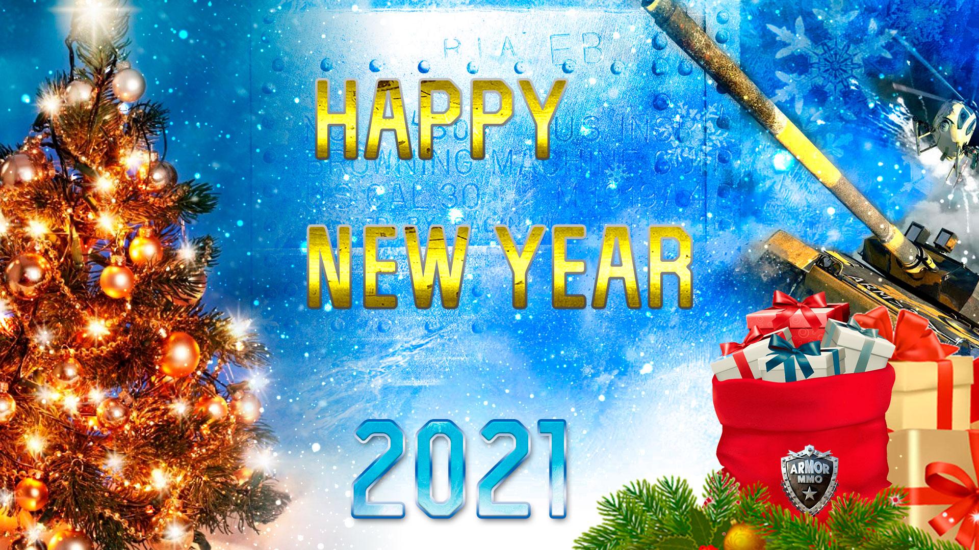 Happy 2021 New Year!