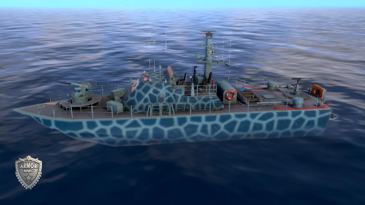 Patrol boat Shaldag-class