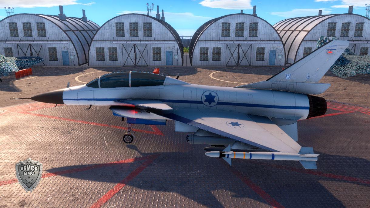 Airplane IAI Lavi